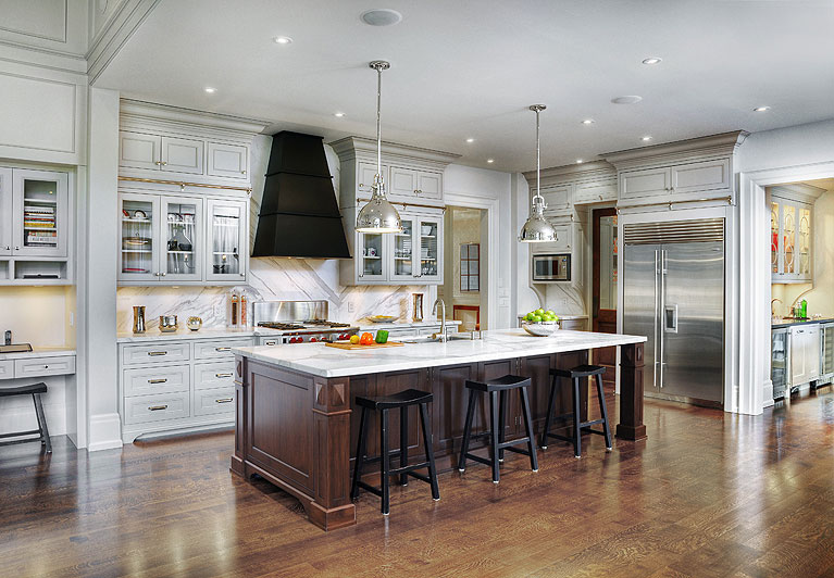 Kitchen Cabinets Installation & Remodeling NYC | Manhattan & Bronx
