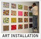 Art installation NYC
